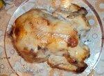 Цыпленок, жареный в мультиварке Bork U800