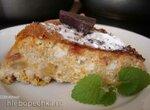 Творожная запеканка с морковью, яблоком и изюмом (скороварка Polaris 0305)