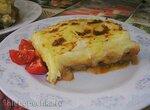 Пастуший пирог с бараниной и айвой ( Steba DD1 ECO+духовка)