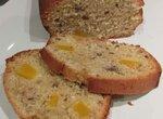 Манго-кокосовый хлеб