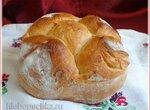 Французский деревенский хлеб Боль де Кампань