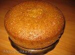 Медовый бисквит Солнышко в мультиварке Redmond RMC-M70