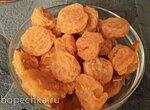 Вяленые мандарины в сахарном сиропе