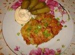Драники с картофелем и кабачками в мультиварке Polaris 0508D floris и  PMC 0507d kitchen