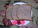 Хлеб с красной и черной смородиной в хлебопечке