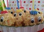 Пирожное Колобки