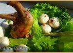 Куриные крылышки в рисовом уксусе (мультиварка Brand 701)