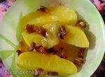 Репа с финиками и мёдом (просто, вкусно, полезно)