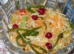 Салат витаминный Взрыв вкуса