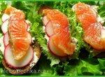 Изумительно офигительно наивкуснейший шведский бутерброд