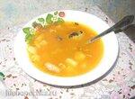 Рыбно-морковный суп (мультиварка SUPRA MCS-5151)