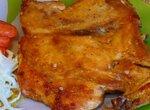 Цыпленок табака от Ильи Лазерсона