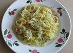 Спагетти из картофеля