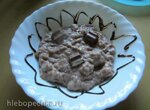 Шоколадная каша из смеси хлопьев (в мультиварке OURSSON MP5005PSD)