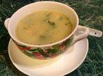 Суп из белой спаржи (Стационарный блендер-суповарка Moulinex)