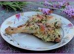 Курица в сметанном маринаде