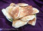 Сырники с сыром (сендвичница Steba)