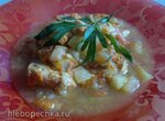 Рагу из кабачков с курицей и сыром (Philips 3134/00)