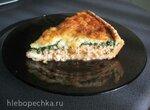 Французский пирог Киш Лорен