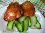 Курица в маринаде мохо