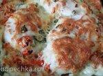 Куриные грудки с картошкой в сливках
