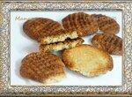 Песочное овсяное печенье с корицей в мультипечи Philips HD9235