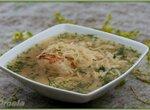 Быстрый куриный суп с домашней лапшой (Steba DD1)