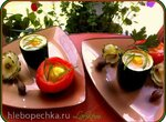Яичница в овощах