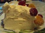 Десерт Павлова в мультишефе Bork U800