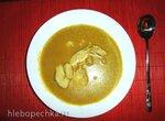 Куриный суп-карри