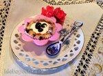 Творожно-ягодные мини запеканки (стационарный блендер-суповарка Moulinex и аэрофритюрница Филипс)