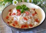 Рис отварной с ягодами «годжи» и изюмом