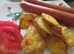 Пряный картофель по-австрийски (для двух блюд)