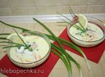 Австрийский рыбный молочный суп