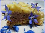Kartoffelkuchen mit Fleisch - картофельный пирог с мясом