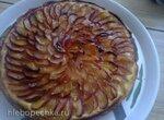 Яблочный тарт (из книги рецептов к мультигрилю Fagor MG 300)