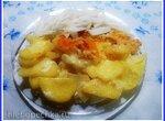 Картофель по-фламандски в пиве (Flamische kartoffeln)