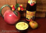 Апфельсуппе - австрийский яблочный суп (Apfelsuppe)