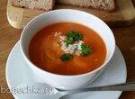 Томатный суп с рисом по старинному немецкому рецепту  в Tristar BL 4433