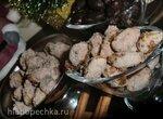 Жареный миндаль с ароматом рождества (Weihnachts gebrannte Mandeln)