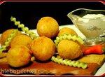 Картофельные крокеты с мясом Der kleine Geschmack (Маленькие вкусняшки)