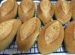 Сэндвичные булочки (Hoagie and Cheesesteak Rolls) Peter Reinhart