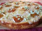 Немецкий абрикосово-творожный пирог (Aprikosen Quark Kuchen)