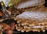 Zimtwaffeln (Коричные вафли)