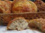 Луковые булочки с сыром