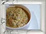 Грибной сливочный соус в мультиварке Philips HD3095