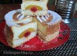 Торт сырный Гауда