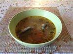 Рыбный суп по-штральзундски