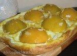 Быстрый персиковый пирог (Schneller peachkuchen)