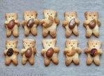 Печенье Забавные медвежата